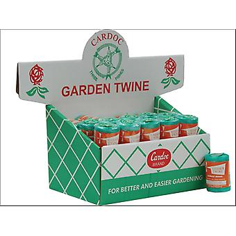 Kent & Co Twines Polypropylene Twine Green 100gm 1400