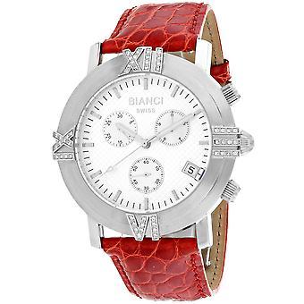 Roberto Bianci Women's Medellin Silver Dial Watch - RB18492