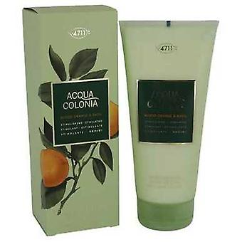 4711 Acqua Colonia Blood Orange & Basil Av 4711 Body Lotion 6,8 Oz (kvinnor) V728-540775