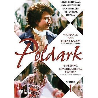 Poldark: Serie 1 [DVD] USA importerer