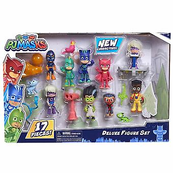 PJ masks deluxe figure set - series 2