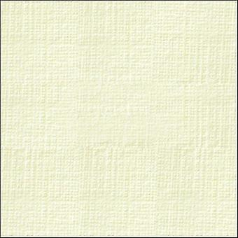 10 Sheets A4 Card Pale Ivory Linen Silkweave Textured Card Stock