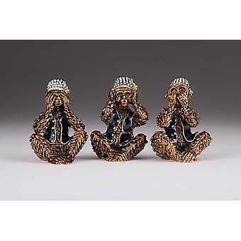 ثلاثة حكيمة- صناديق trinket