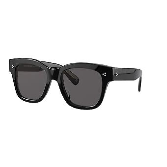 Oliver Peoples Melery OV5442SU 1005/81 Black/Polarised Grey Sunglasses