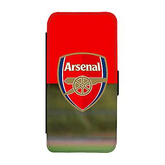 Arsenal iPhone 12 Pro Max Wallet Case
