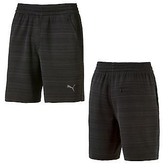 "Puma Mens Energy Training Shorts 10"" Running Gym Black 516354 01 R13B"