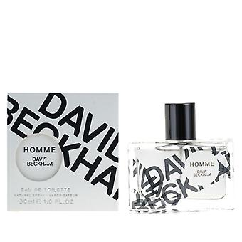 DAVID BECKHAM Homme Eau De Toilette Perfume for Men 30 ml