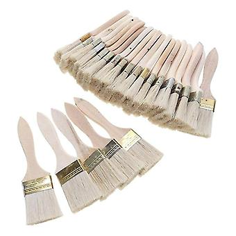 Paint Brushes For Stains, Varnishes Glues And Gesso