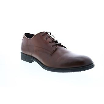 Geox Adult Mens U Jaylon Plain Toe Oxfords & Lace Ups