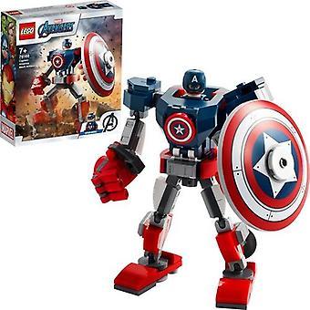 Kapteeni Amerikka Robotti panssari, Keräilykilpi tehdä lelu; Supersankari