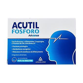 Acutil Phosphorus 50 tablets of 250mg