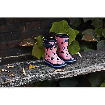Harry Hall Childrens/Kids Hale Wellington Boots
