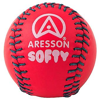 Aresson Softy Leather Rounders Ball