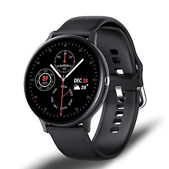 Lige ECG Smartwatch - Silicone Strap Fitness Sport Activity Tracker Watch Android - Black - Copy