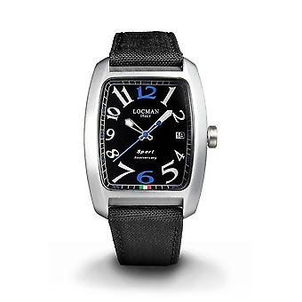 Locman wristwatch SPORT ANNIVERSARY 0471L01S-LLBKSKCK