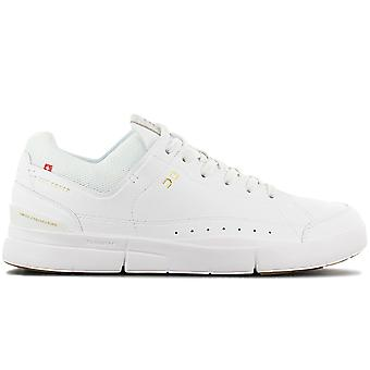 ON Running The Roger Centre Court - Roger Federer - Men's Tennis Shoes White 48.99438 Sneakers Sports Shoes
