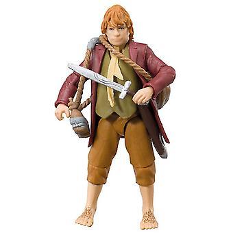 La figura del Hobbit Bilbo Bolsón