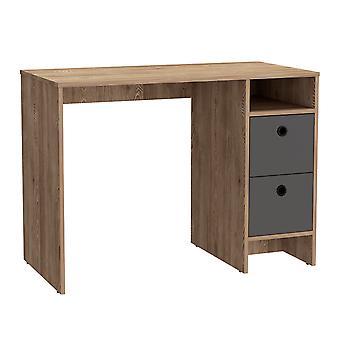 Ibiza Desk Two Drawers