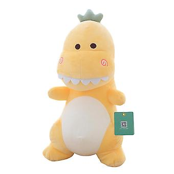 Dinosaur plush toys, pillows, soft and fluffy characters, gifts for children, plush pillow gifts
