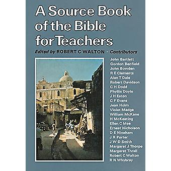 A Sourcebook of the Bible for Teachers by Robert Walton - OSB - 97803