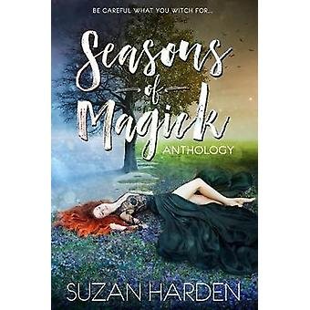Seasons of Magick Anthology by Suzan Harden - 9781938745720 Book