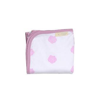 Forever Blanket - Roze Roos