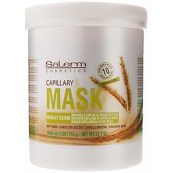 Salerm Masque Capillaire au Germe de blé 1000 ml
