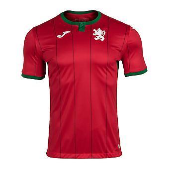 2020-2021 Bulgaria Away Shirt