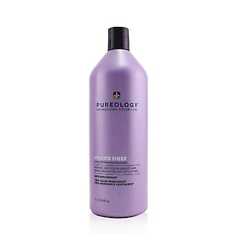 Pureology Hydrate Sheer Conditioner (For Fine  Dry  Color-Treated Hair) 1000ml/33.8oz