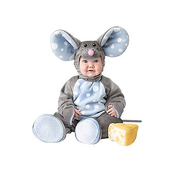Kids Baby Toddler Lil Mouse Animal Fancy Dress Costume