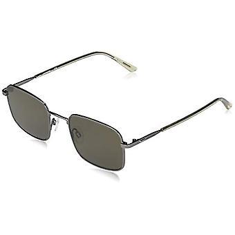 Calvin Klein Ck20318s-009 Glasses, Satin Gunmetal/Crystal Beige, 51-21-145 Men's