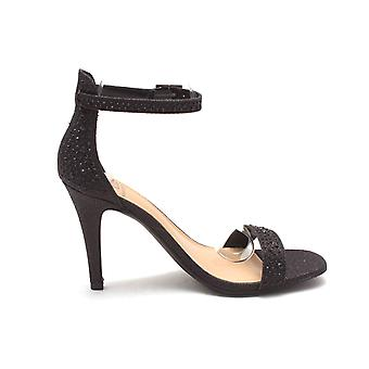 Material Girl Womens Blaire4 Open Toe Casual Ankle Strap Sandals