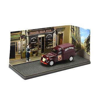 Citroen 2CV Fourgonnette Diecast modelo Van