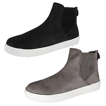Steven Womens Lanci Chelsea Sneaker Boot Shoes