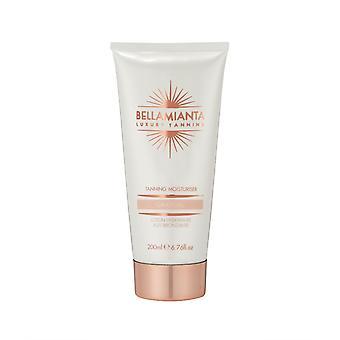 Bellamianta self tanning gradual moisturiser - 200ml
