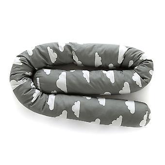 Baby Snake Bumper Crib Pillow