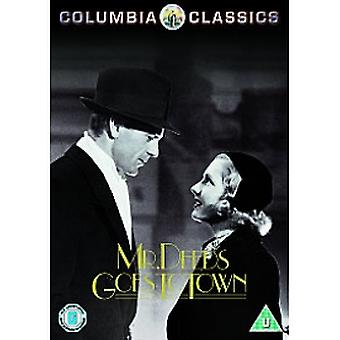 Mr Deeds Goes To Town DVD