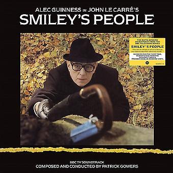 Patrick Gowers - Smiley's People Blue Vinyl