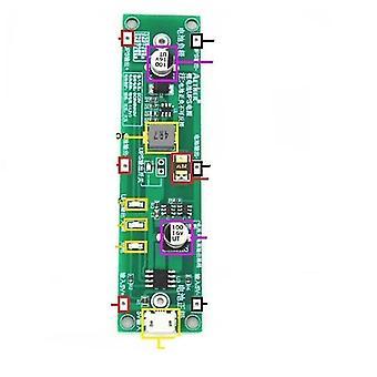 новый 5v 18650 литиевый аккумулятор зарядное устройство защитная доска sm19851