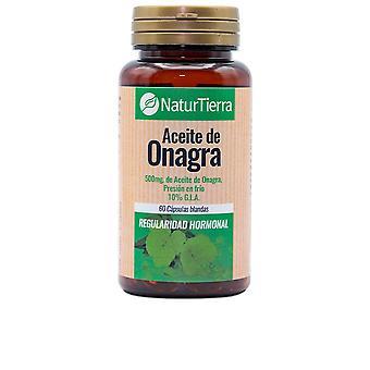 Naturtierra Aceite De Onagra 60 Caps Blandas Unisex