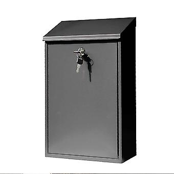 Wall Mounted Letter Box Lockable
