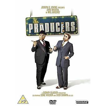 Die Produzenten (1 Disc Edition) [DVD] DVD Region 2