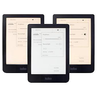 Czytnik książek E Screen, e-ink, przednie światło
