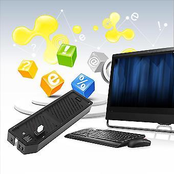 Boîtier de disque dur externe collectif et hub multimédia à 3 ports pour Xbox One