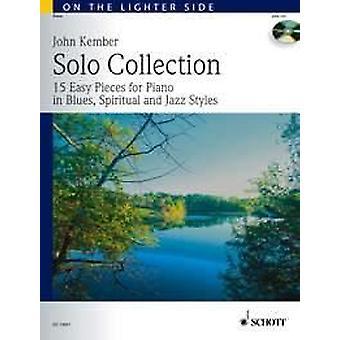 John Kember Solo Collection KlavierAusgabe mit CD