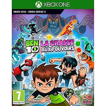 Ben 10 - The Powers Hunt Xbox One Game