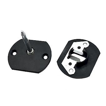 2 Sets Furniture Connector Sofa Chairs Pin Style Furniture Sectional Connector