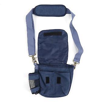مضخة المياه قرص حقيبة الغولف قماش خفيفة الوزن قرص الغولف الكتف حقيبة تخزين منظم مع قدرة كبيرة سو