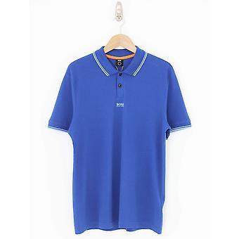 BOSS Casual Pchupp Polo - Medium Blue