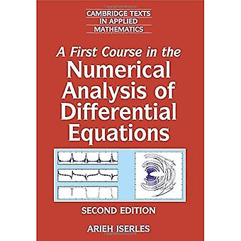 A First Course in the Numerical Analysis of Differential Equations (Cambridge Texts in Applied Mathematics)